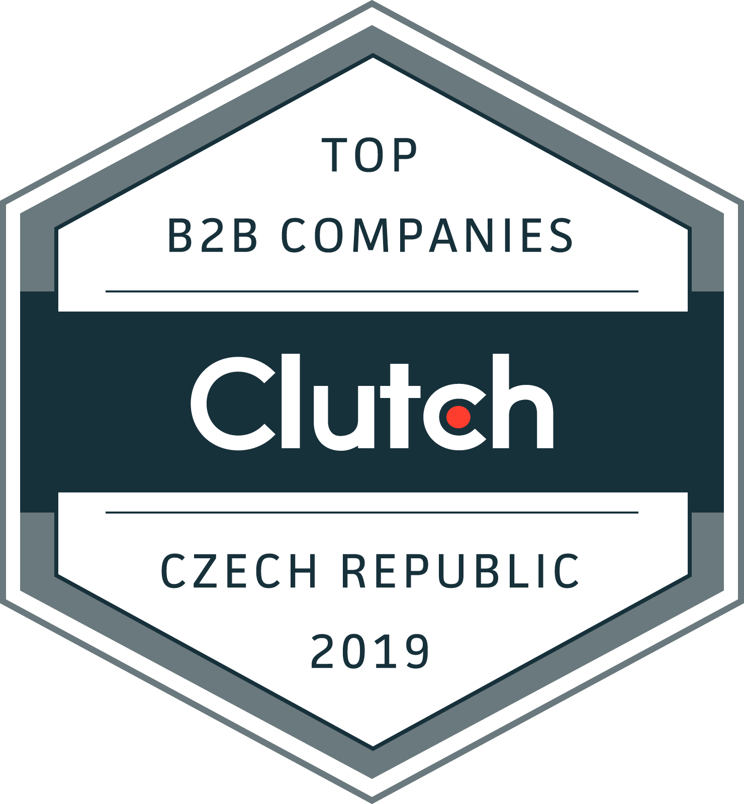 Clutch Leader of 2019 - Czech republic